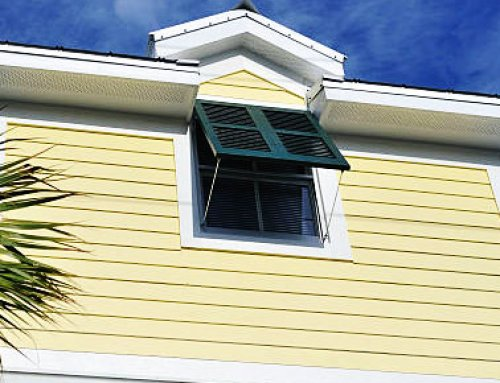 Bahama Shutters: Stylish Hurricane Protection