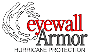 Eyewall Armor - Hurricane Shutters