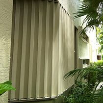 Category 5 Accordion Style Shutters