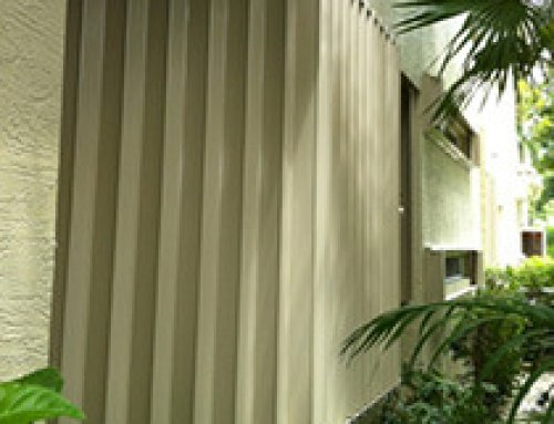 Consider Accordion Shutters for your South Florida Home