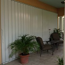 Category 5 Accordion Shutters