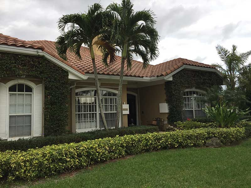 Hurricane Shutters In Palm Beach County Category 5