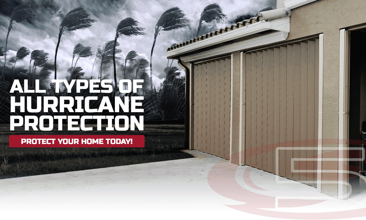Hurricane Shutters In Palm Beach County Category 5